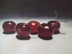 Five Cherries by Ted Conly