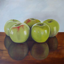 Five Apples by Ted Conly